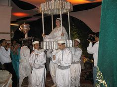 Moroccan Wedding Traditions