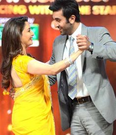 Ranbir Kapoor admitted his affection for Madhuri Dixit