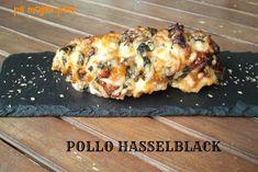 pa mojar pan!: Pollo Hasselback