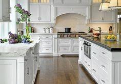 Image result for kuchynska linka bila francouzsky styl