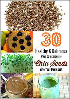 30 Healthy and Delicious Ways to Incorporate Chia Seeds into Your Daily Diet