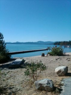 Priest Lake ID