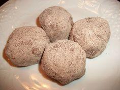 Sandy's Kitchen: Medifast Fudge Balls for Valentines Day