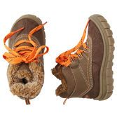 Made for mucking around, water and mud puddles won't scare these boots!