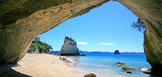 Conozca los misteriosos paisajes de Nueva Zelanda