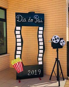 Movie Theater Party, Cinema Party, Movie Night Party, Party Time, Hollywood Party, Disney Hollywood, Deco Theme Cinema, Kino Party, Bollywood Theme