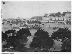 Praça Mauá – 1928