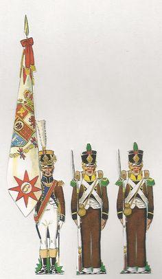 Spanish; 6th Line Infantry Regt. Málaga