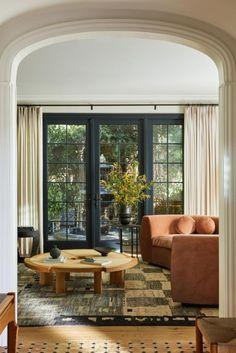 Living Room Sets, Living Room Decor, Living Spaces, Cozy Living, Small Living, Modern Living, Bedroom Decor, Salas Home Theater, Home Interior Design