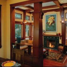 47 How To Choose Craftsman Style Homes Interior Homedesa Com