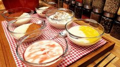 Tejbegríz tejbepapi egy életen át / Szoky konyhája / Fondue, Pudding, Cheese, Ethnic Recipes, Desserts, Youtube, Tailgate Desserts, Deserts, Custard Pudding