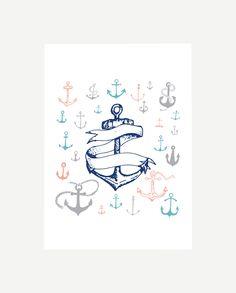 Free Anchor Illustrations