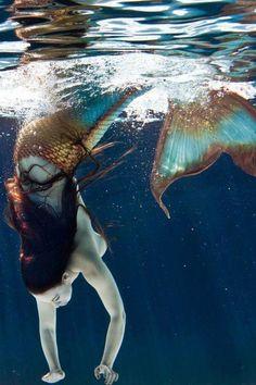Wish I was a mermaid