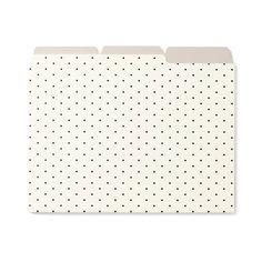 Kate Spade Decorative File Folders