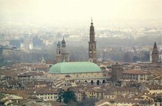 Vicenza, Italy Miss this place so much....hopefully one day we can go live there again.