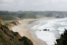 Foto deDesde Carrapateira a la playa de Amado (Portugal)