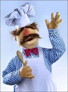 The Swedish Chef The Muppet Show Characters, Sesame Street Characters, Statler And Waldorf, Muppets Most Wanted, Chocolate Moose, Swedish Chef, Disney Wiki, Muppet Babies, Miss Piggy