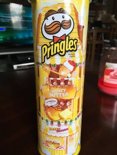 Pringle Flavors, Potato Chip Flavors, Junk Food Snacks, Potato Crisps, New Things To Try, Good Food, Yummy Food, Salty Snacks, Honey Butter