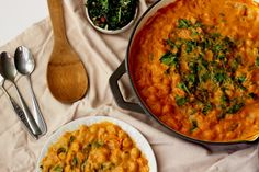 Roasted Red Pepper & Squash Curry