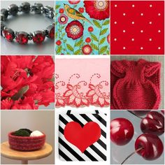 Red Collection #123