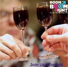 Join us #tonight and start your weekend with #boomboomhunt #app #Nightclubs