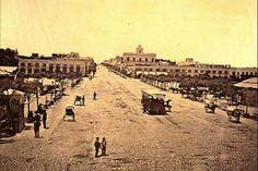 Uruguay en el recuerdo!! Plaza Independencia, Montevideo. 1894