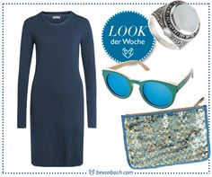#Blue #Look by Brigitte von Boch #bevonboch