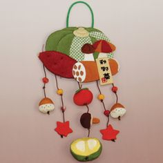 ornaments hanging