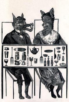 From Ape on the Moon, amazing illustration blog...Ben Jones