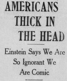 Einstein ahnte Trump 1921 voraus? > fakenews!? > 'this message is too wide to fit your screen', no.782 >