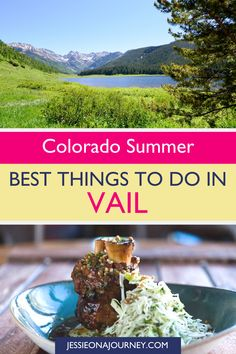 A Colorado summer offers the perfect time to visit and explore the outdoors. Here I share the 16 best things to do in Vail -- during the warmer months when skiing isn't an option. Expect scenic hikes, outdoor concerts, brewery hopping, and more! Use this travel guide to plan your next USA trip! // #ColoradoSummer #Vail #Travel Usa Travel, Solo Travel, Stuff To Do, Things To Do, New York City Photos, Best Travel Guides, Summer Travel, Amazing Destinations