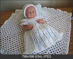I'm hoping that this is the right size for Sophie's Baby. I've not tried clothing of any sort, but her poor baby needs some more since she insists on feeding it water and it's had to go to bed naked.