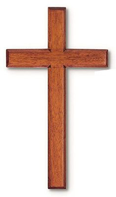 These wall crosses make a wonderful gift or a great addition to your home decor. Features Predrilled Hole On Back. Ready To Hang With One Nail. Made From Solid Mahogany Wood Large Crosses Come In White Carboard Box Small Crosses Are Poly Bagged. Wooden Crosses, Wall Crosses, White Box, White Gift Boxes, Small Boxes, Cool Walls, Home Decor Furniture, Wall Decor, Carving