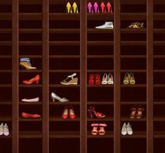 Kreative Schuhaufbewahrung 1001 ideen und bilder zum thema papiertüten basteln