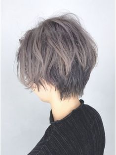Girls Short Haircuts, Short Bob Hairstyles, Hairstyles For School, Short Girls, Pixie, Shot Hair Styles, Asian Hair, Cut My Hair, How To Draw Hair
