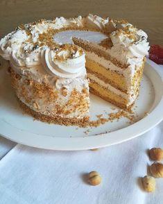 Torte Recepti, Kolaci I Torte, Baking Recipes, Cookie Recipes, Bread Recipes, Brze Torte, Italian Rum Cake, Torta Recipe, Baklava Recipe