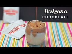 There were a lot of requests for me to make a non-coffee Dalgona drink. This is my take on the Dalgona Coffee minus the coffee for all the non- coffee drinke. Nutella Recipes, Coffee Recipes, Coffee Drinkers, Glass Of Milk, Oreo, Make It Yourself, Chocolate, Drinks, Youtube