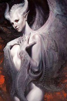 Allatum was the Persian Feminist Goddess of the Underworld.