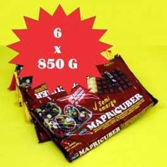 Categoría: Chocolates - Producto: Chocolate Baño Moldeo Semiamargo - Envase: Caja - Presentación: 6 X 850 G - Marca: Mapricuber