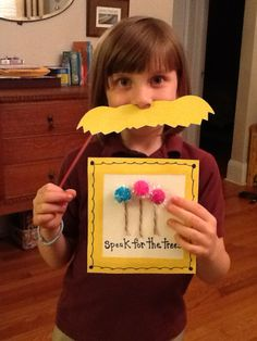 the lorax-  love the stache!