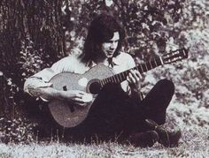 Haunting and haunted.  Nick Drake.