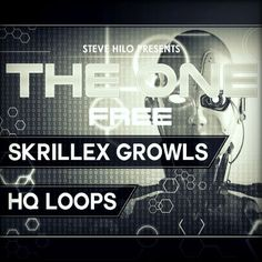 THE ONE proudly gives you THE ONE: Skrillex Growls [FREE], coming with 50 bass loops + text tutorial. The loops consists of growl sounds that involves some of the most advanced sounddesigns out there, techniques that few people know about.