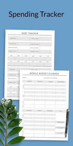 This Spending Tracker is great for everyone from beginner budgeters to the most seasoned finance gurus! Fill in your expenses and know just where all that money goes each month. Download the planners that fit your working style and get them printed in minutes. You can use it for your Android tablet. #spending #tracker #log #template #weekly Weekly Budget Planner, Budget Planner Template, Home Planner, Monthly Planner, Printable Planner, Wedding Shower Invitations, Unique Invitations, Elegant Wedding Invitations, Debt Tracker