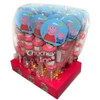 PINCHOS PEPPA PIG #chuches