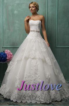 Ball Gown Wedding Dresses 2015