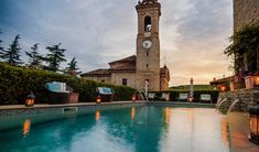 A small Luxury country hotel in the heart of the Langhe || Hotel Castello di Sinio. (Italy)