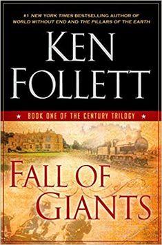 Fall of Giants (The Century Trilogy, ^PDF^ Descarga gratuita de libros Ken Follettaaspcaa Good Books, Books To Read, Ken Follett, Big Little Lies, New Career, Play, Historical Fiction, Fiction Books, Book Lists