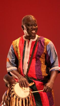 Dame Gueye, master kutiro and sabar percussionist, will be spicing it up at the 19th Annual Florida African Dance Festival.  We invite you to Tallahassee June 9 – 11 for a taste of the best Senegalese style dancing and drumming! Of course, we have Guinean, Malian and Congolese added to the mix. Come and get some of this flavor! Go to fadf.org for all of the details.  #FADF2016 #AfricanDance #AfricanDrum #Africa