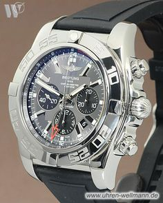 Breitling Chronomat-GMT AB0410 Herrenuhr 2. Zeitzone bei www.uhren-wellmann.de