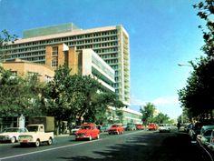 تهران - خیابان بهجت آباد - شرکت ملی نفت ایران - کارت پستال